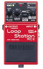 Boss RC-2 Loopstation