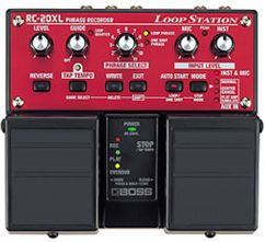 Boss RC20 XL Loopstation