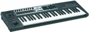 Edirol PCR 500 Keyboard