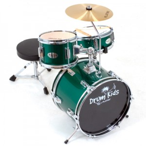 """kleines Schlagzeug 14"""" Bassdrum"""