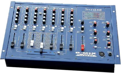 Soundcraft D-Mix 500 Mischpult