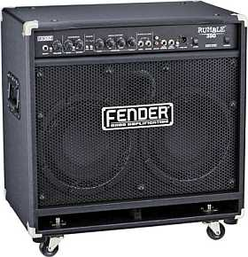 Fender Rumble350 Bassverstärker