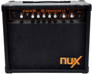 Gitarrenamp NUX Frontline15