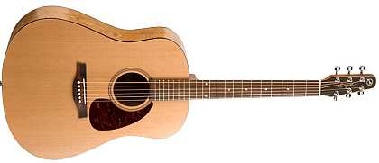 Seagull S6 Akustik-(Western)Gitarre